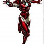 Centro de Mesa Vingadores Homem de Ferro 8-2-2
