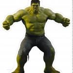 Centro de Mesa Vingadores Hulk 1-1-2