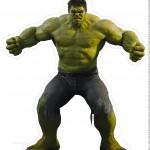 Centro de Mesa Vingadores Hulk 1-2-2