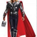 Centro de Mesa Vingadores Thor-2-1-2