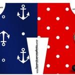 Convite Camisa Mickey Marinheiro