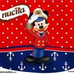 Creminho Nucita Mickey Marinheiro