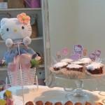 Cupcakes Festa Hello Kitty da Duda