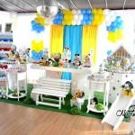 Festa Baby Disney do Heitor