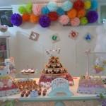 Decoração Festa Hello Kitty da Duda