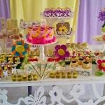 Decoração Festa Jardim das Borboletas da Alícia