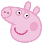 Decoracão Garrafa Peppa Pig
