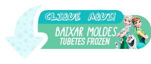 Download Molde Tubete Frozen