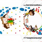 Envelope CD DVD DPA Detetives do Prédio Azul