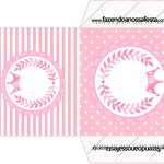 Envelope CD DVD Kit Realeza Rosa