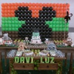 Festa Mickey Safari do Davi Luz