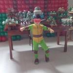 Festa Tartarugas Ninjas do Murilo - Fantasia