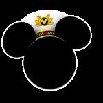 Frame Mickey Marinheiro