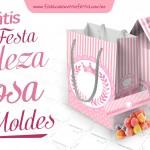 Kit Realeza Rosa – Grátis para Imprimir