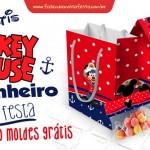 Kit Festa Mickey Marinheiro – Grátis para Imprimir