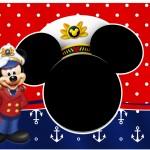 Marmita Mickey Marinheiro 1
