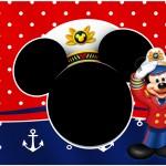 Marmita grande Mickey Marinheiro 1