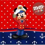 Mini M&M Mickey Marinheiro