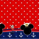 Nescauzinho Mickey Marinheiro