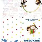 Passaporte DPA Detetives do Prédio Azul