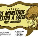 Plaquinha Halloween