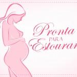 Rótulo Pipoca Pronta para estourar Chá de Bebê 3