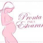 Rótulo Pipoca Pronta para estourar Chá de Bebê 5