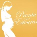 Rótulo Pipoca Pronta para estourar Chá de Bebê 6
