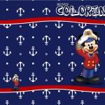 Revista Colorindo Mickey Marinheiro