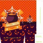 Sacolinha Halloween A4 - Parte 1