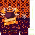 Sacolinha Halloween A4 Parte 1 2
