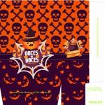Sacolinha Halloween A4 Parte 2 2