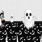 Sacolinha Halloween Fantasma A3 Parte 1
