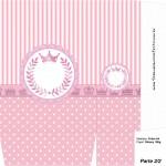 Sacolinha Surpresa Kit Realeza Rosa - Parte 2