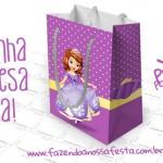 Sacolinha Surpresa Princesa Sofia – Grátis