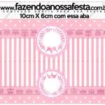 Saquinho de Balas Kit Realeza Rosa