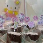 Toppers Festa Hello Kitty da Duda