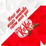 Caixa de BomBom Lembrancinha Ano Novo Kit Kat 2 Tampa
