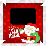 Caixa de Bombom Natal Papai Noel 3