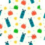Caixa de Bombom Natal Presentes - Fundo