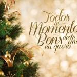 Cartão de Natal Bis
