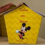 Casinha Festa Mickey Mouse do Martim
