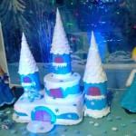 Castelo Festa Frozen da Alicia