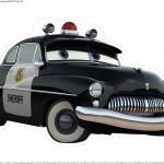 Centro de Mesa Xerife Frente