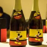 Champagne Festa Mickey Mouse do Martim