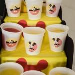 Copos de Gelatina Festa Mickey Mouse do Martim