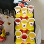 Gelatina Festa Mickey Mouse do Martim