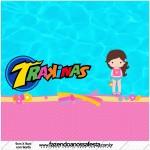 Mini Trakinas Pool Party Menina