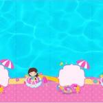 Nescauzinho Pool Party Menina