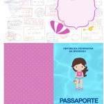 Passaporte Pool Party Menina